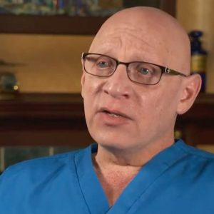 A woman went to a gynecologist for nine years and found out that he was her biological father