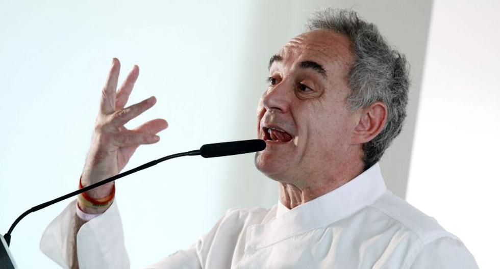 Adrià, a legacy of freedom with ElBulli and a future with a feminine accent    trends