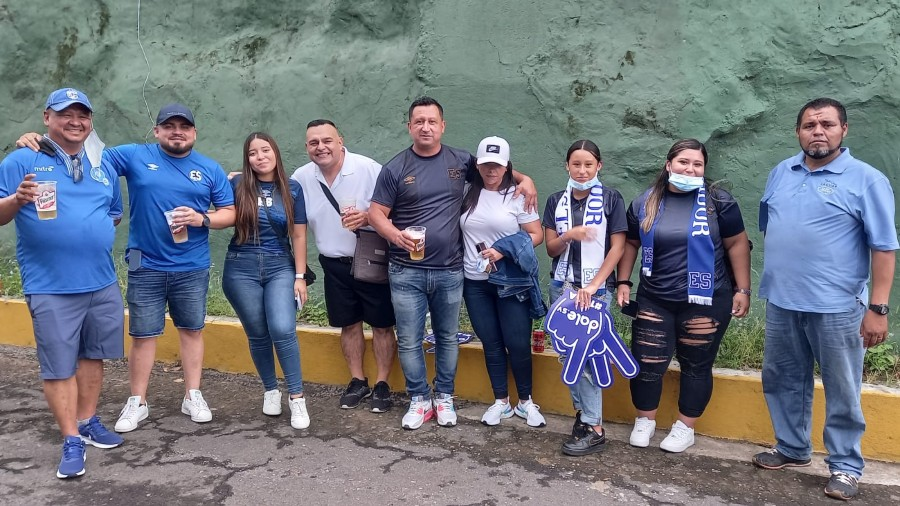 Amazing trip for a Salvadoran family following Selecta from Canada