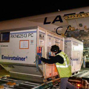 Argentina will receive more than 500,000 vaccines from AstraZeneca donated by Canada |  They will arrive on Monday