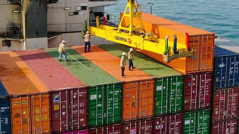 Exports to the US grew 55% in eight months according to BCR