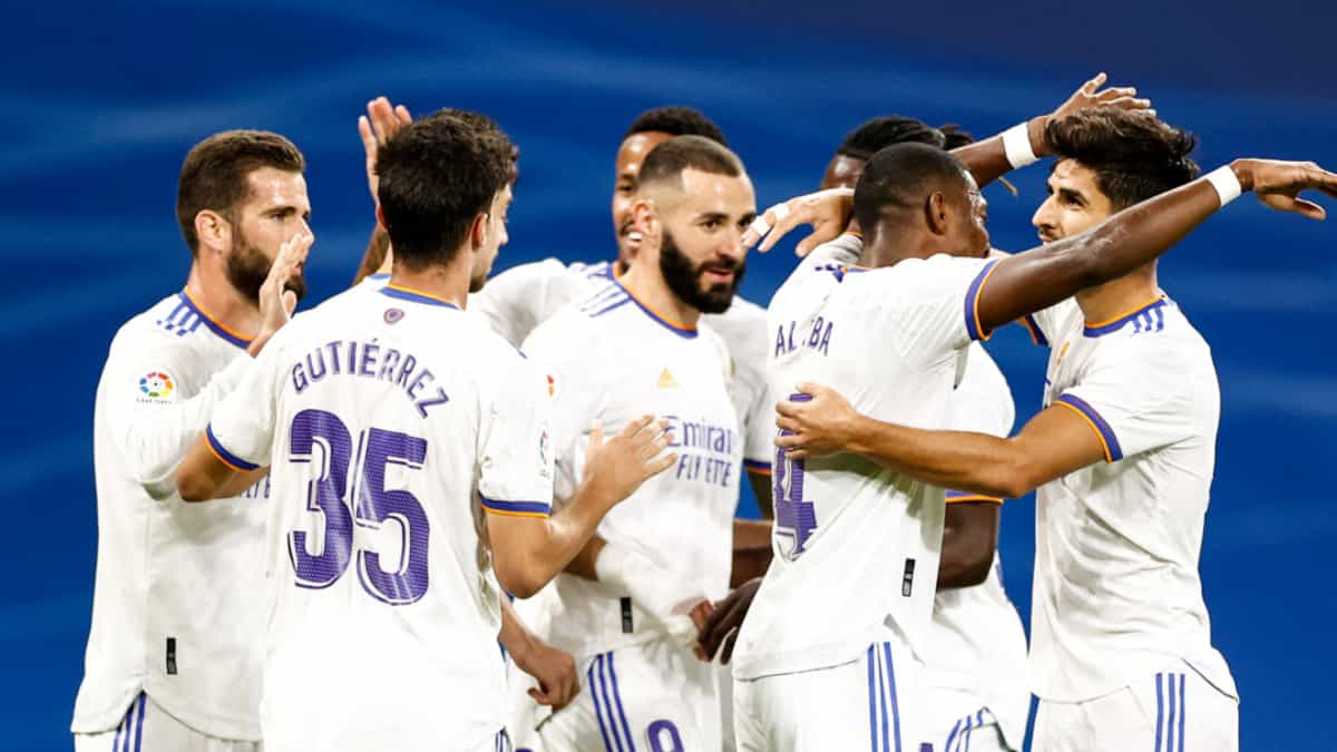 From the hand of Benzema and Asensio, Real Madrid beat Mallorca