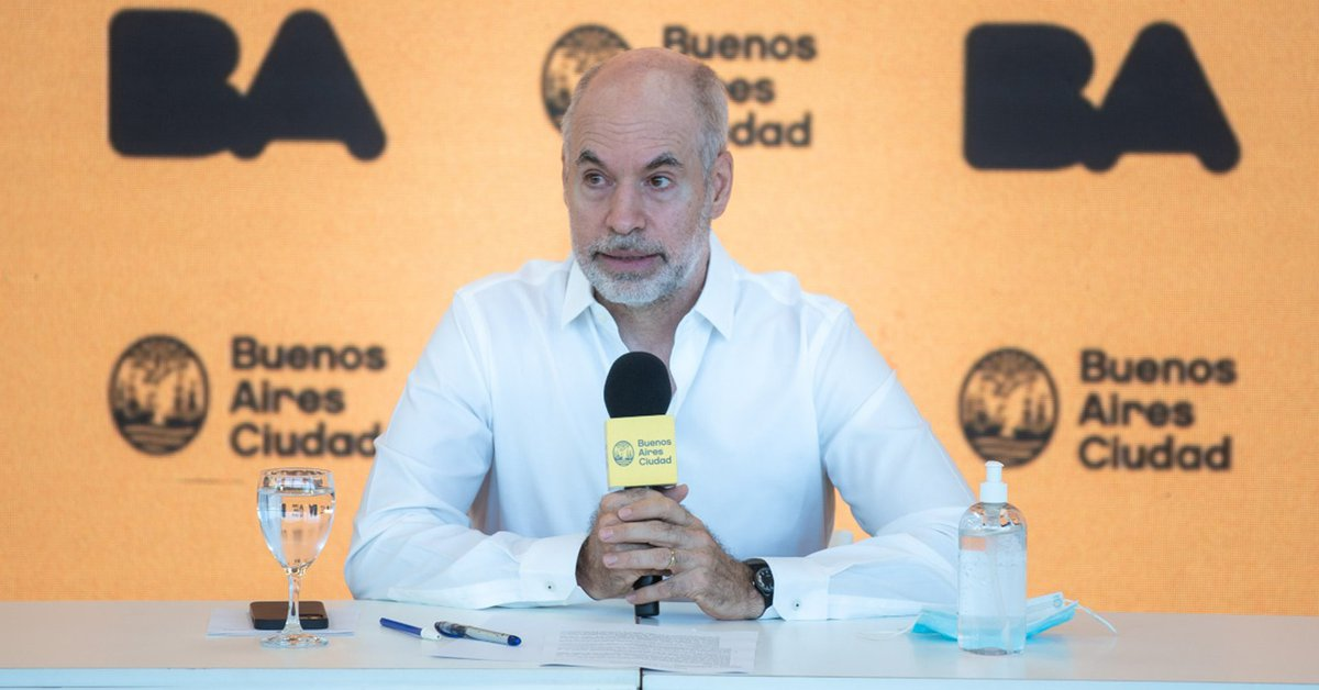 Horacio Rodriguez Laretta will take an official trip to the United States to promote the Green Agenda and advance his presidential bid