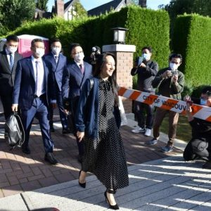 Huawei CEO released in Canada after US deal