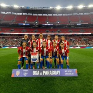 La Albirroja was beaten by the United States, one of the women's forces – football