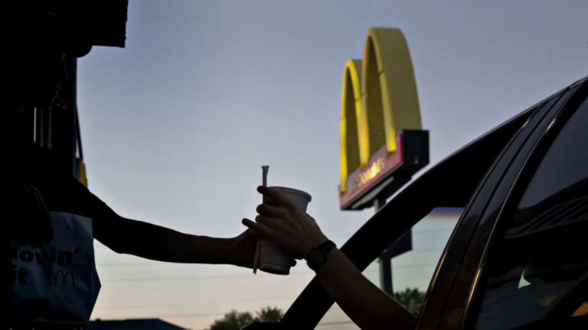 McDonald's ice cream machines have failed so much that it has already become a matter of state