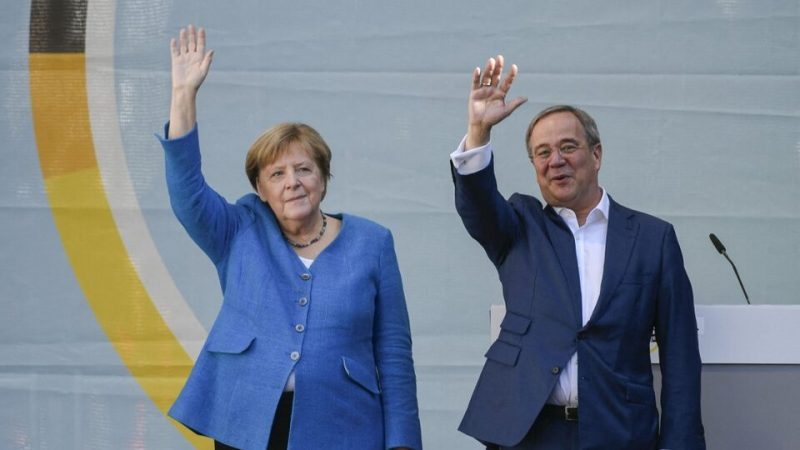More than 60 million Germans vote to decide who will succeed Angela Merkel |  He will leave the Ministry of Foreign Affairs after 16 years in office
