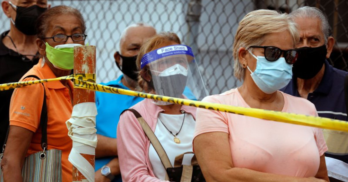 No power stations or freezers: The Maduro regime's inability to preserve COVID-19 vaccines