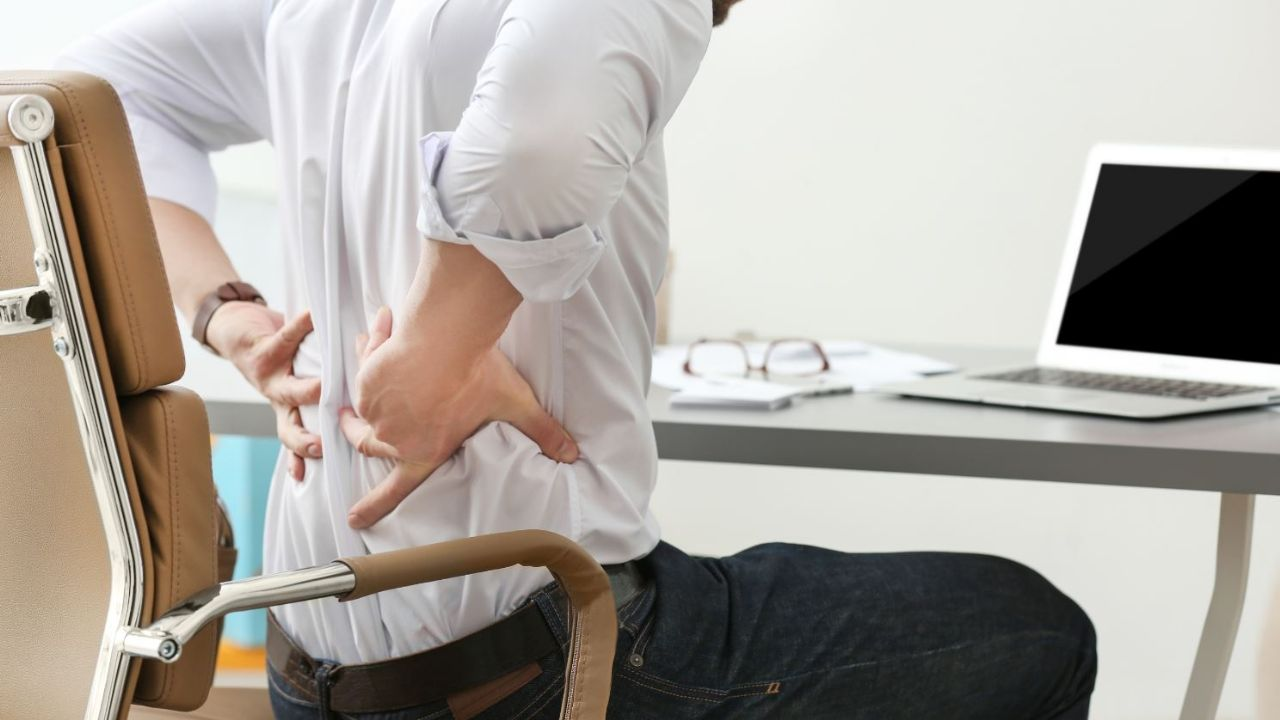 Not to be missed: Do these 4 exercises and relax your back in seconds