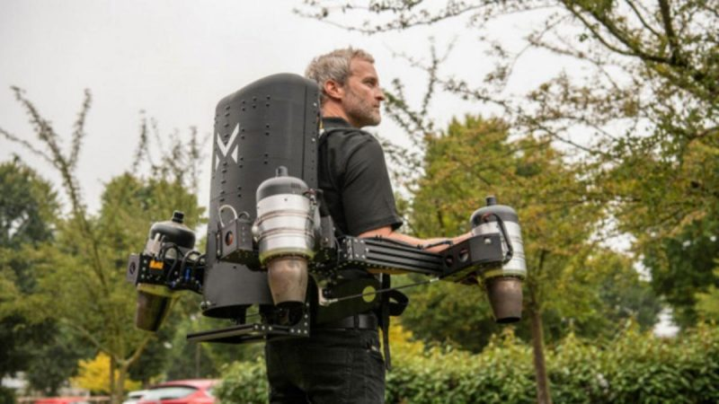 Now they want to create jetpacks that anyone can use    Technique