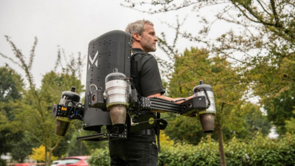 Now they want to create jetpacks that anyone can use |  Technique