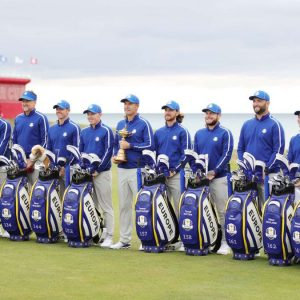 Ryder Cup 2021 Europe vs USA: Team and Team Leaders
