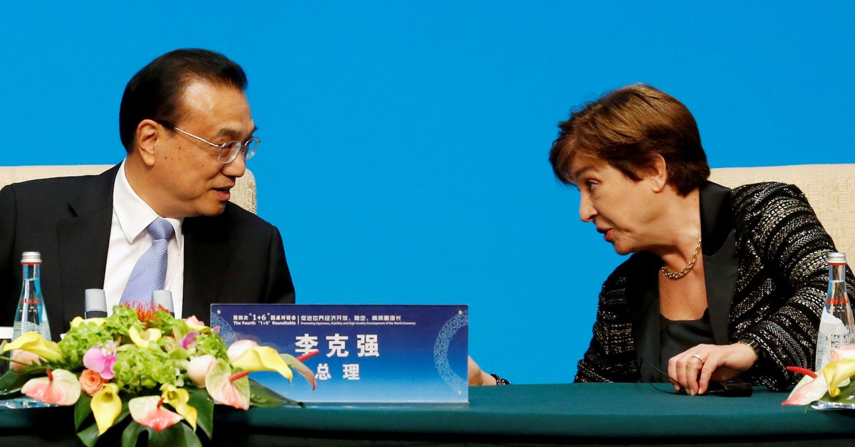 Scandal grows in the IMF because of the virtues of Kristalina Georgieva for the Chinese system
