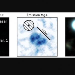 Science – I found a part of the missing matter in the universe