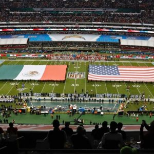 The NFL will be testing Mexico to find new talent