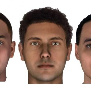 The faces of three ancient Egyptians appeared thanks to the remains of DNA more than 2,000 years ago