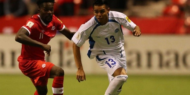 This is how El Salvador did in the last five matches against Canada