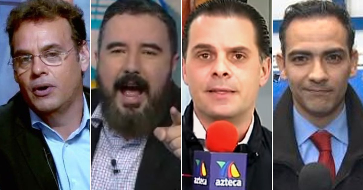 This is how Vittelson, Martinoli, Alvaro Morales and other journalists reacted to the suspension of the Brazil-Argentina match
