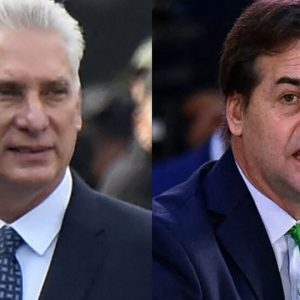 """Uruguayans in Cuba criticized Lacalle Po for his """"intervention"""" on the island 