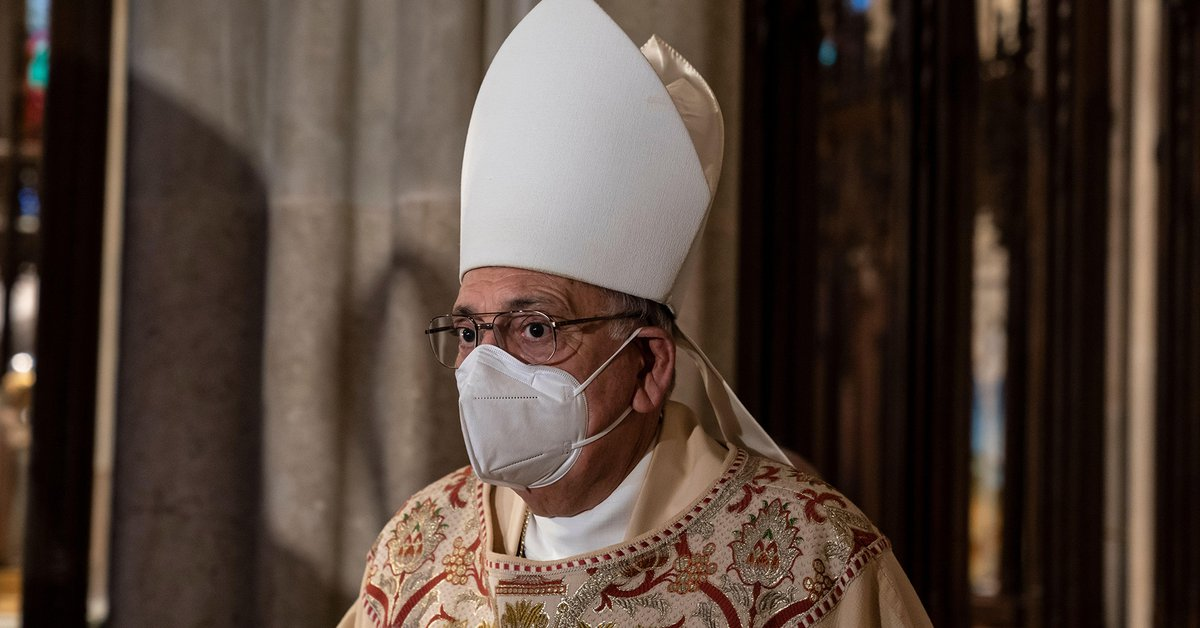 Vatican acquits Bishop of Brooklyn accused of sexual assault