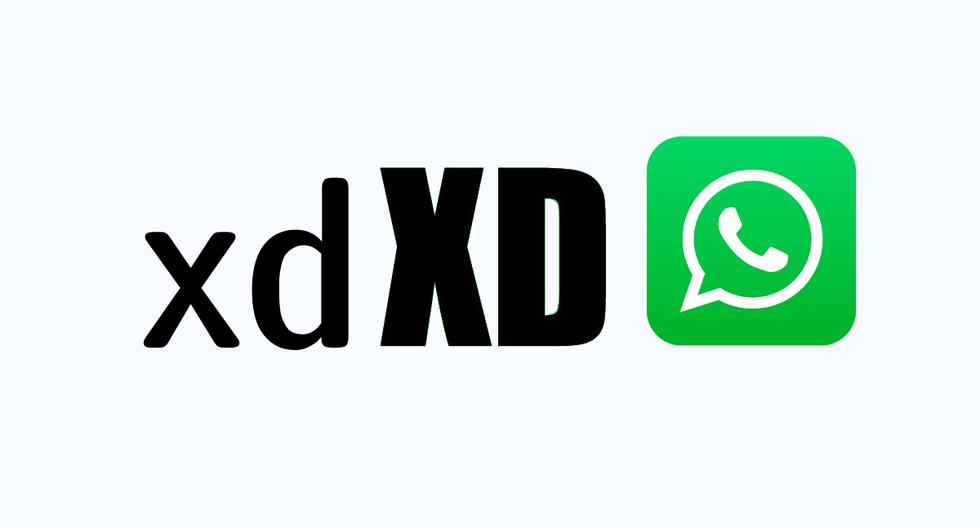 WhatsApp |  Not the same!  Learn the meaning of xD and xd in lowercase |  emojis |  Emoticons |  Android |  Apple |  iOS |  iPhone |  technology |  Applications |  nda |  nnni |  SPORTS-PLAY