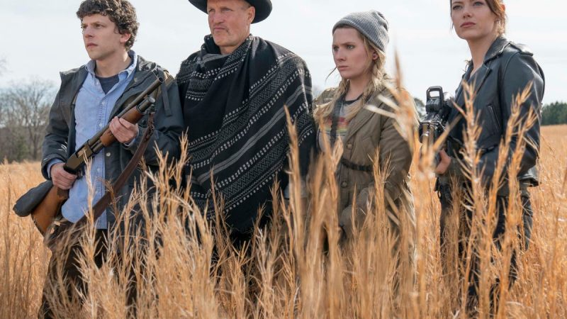 Woody Harrelson explains if he will star in a new Zombieland movie