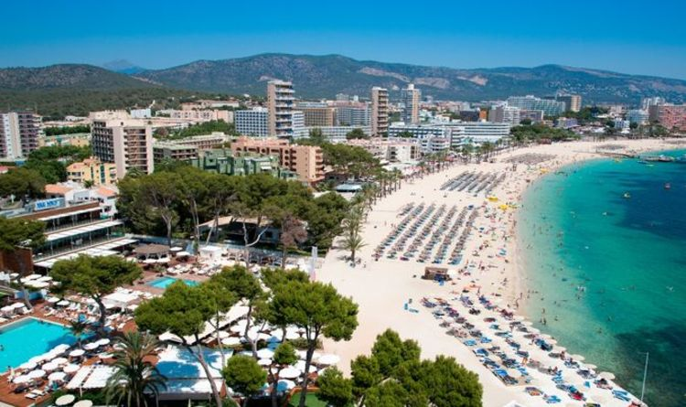 Spain reminds British travelers of new EU travel rules Travel News