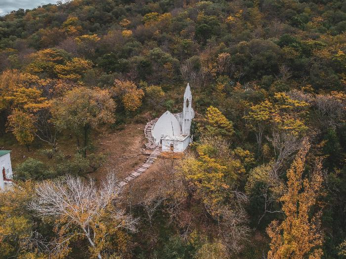 Oppa La Vida!  Art and Science in a Mountain Environment: The Chapel of Buffo