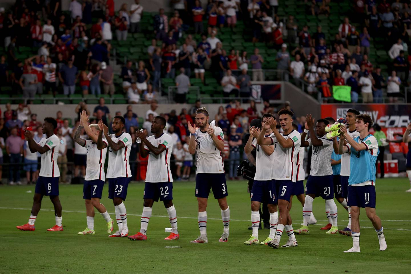 US coach: 'If we think we're cool, they'll kick our ass in Panama'