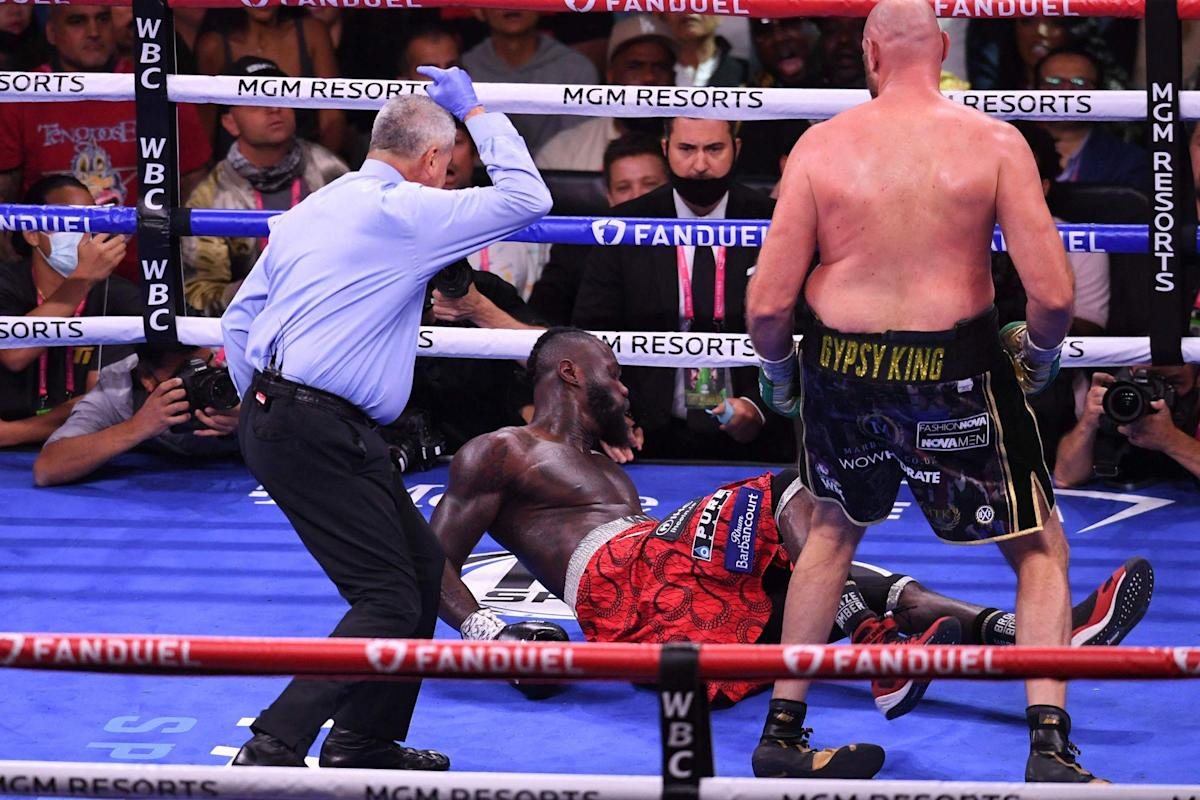 Tyson Fury concludes one of the most shocking trios in history