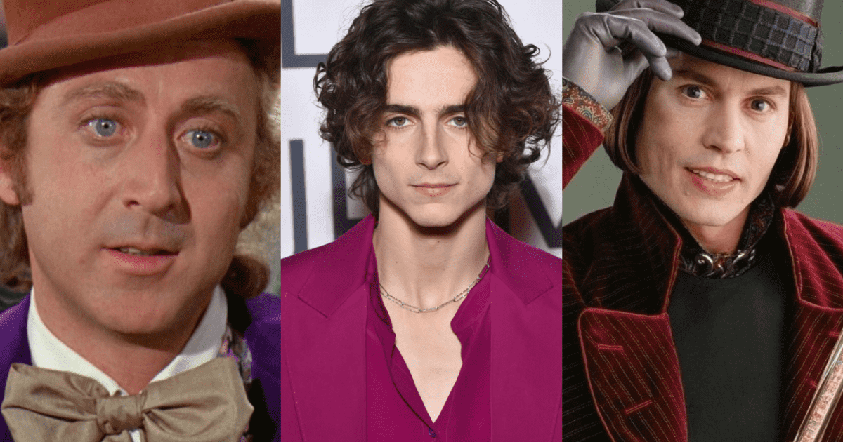 This is what Timothée Chalamet looks like in his upcoming movie Willy Wonka |  News from Mexico