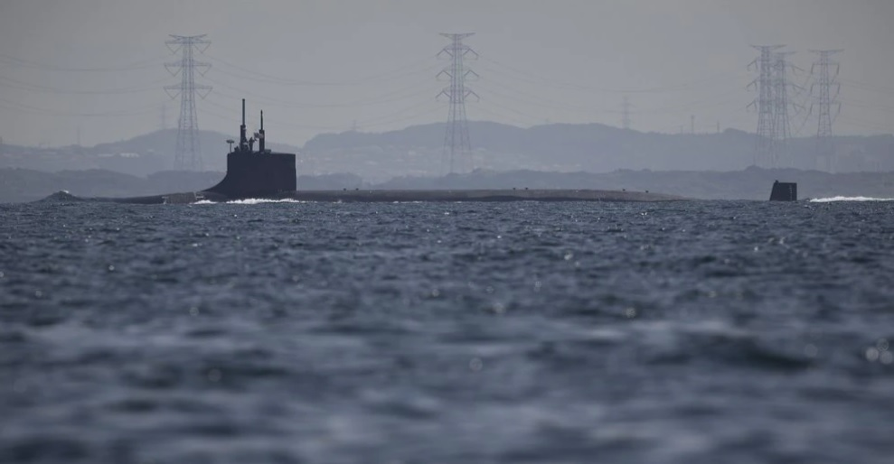 They sold information about American nuclear submarines and seized them