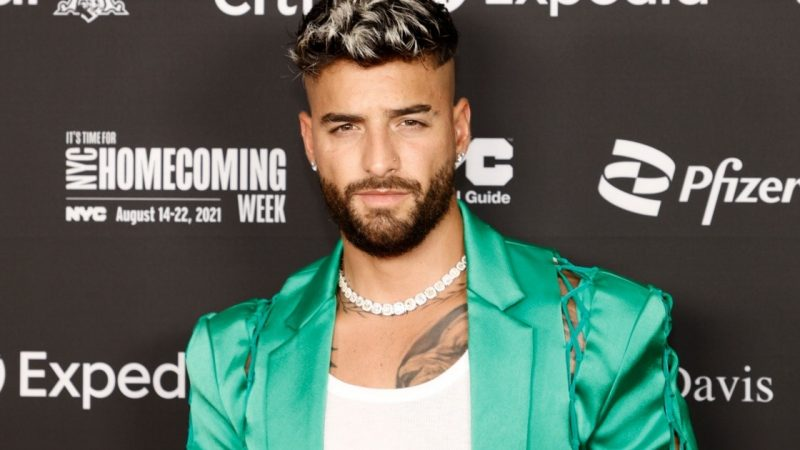 This will be the role of Maluma in the Disney movie Encanto