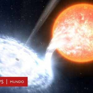They discover signs of what could be the first planet discovered outside the Milky Way