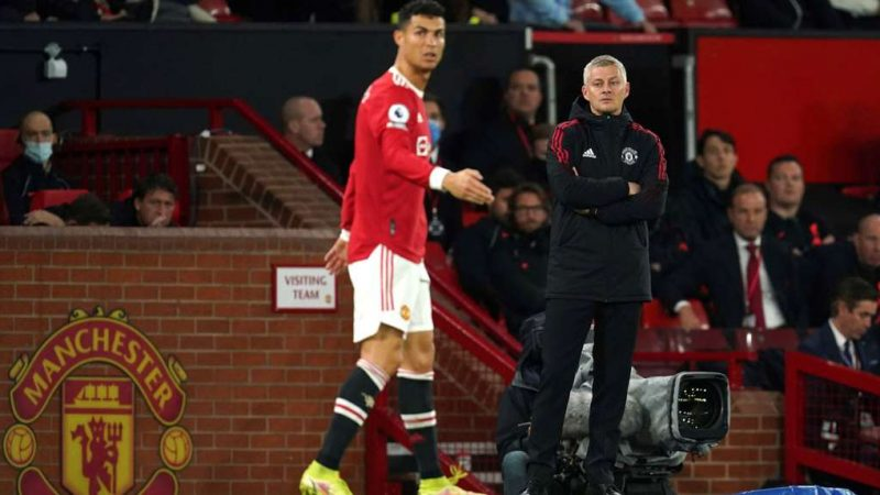 A video of Cristiano Ronaldo mocking DT emerged amid Liverpool's defeat at Manchester United: a complete cut in the relationship