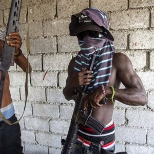 About 15 American missionaries were kidnapped in Haiti