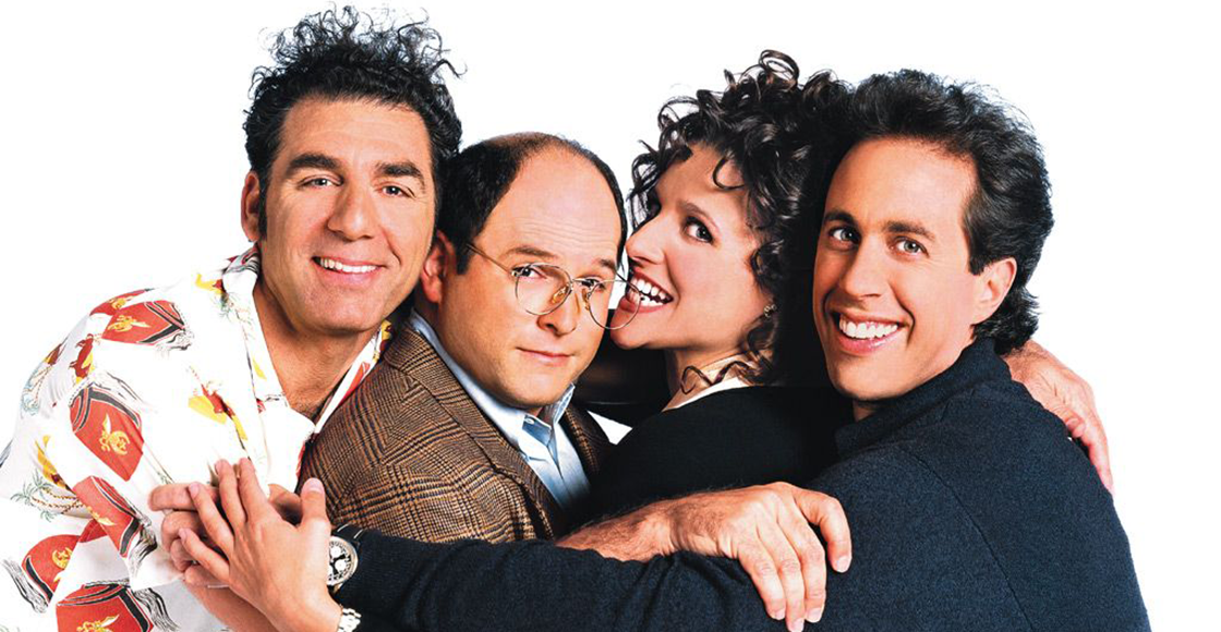 """All seasons of """"Seinfeld"""" are available on Netflix!"""