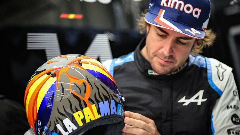 Alonso criticizes the FIA after leaving the United States