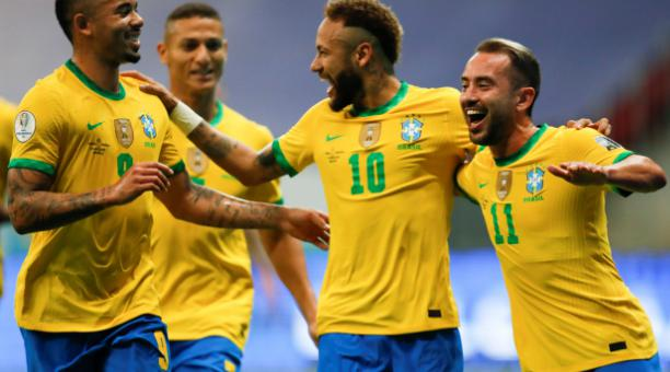 Brazil focus on Colombia in qualifying