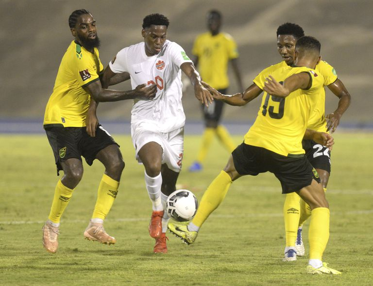 Canada draw 0-0 when they visit Jamaica