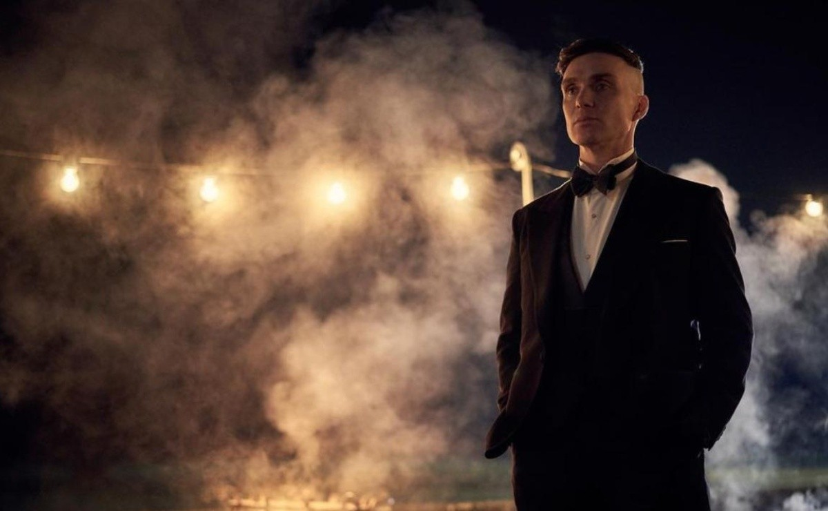 Cillian Murphy almost lost the role of Tommy Shelby in Peaky Blinders because of another actor