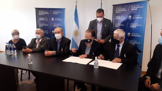 Clinics and sanatoriums no longer work with IASEP: social work signs agreements with Interdistrital Evita and other hospitals
