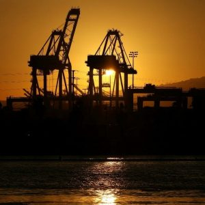 Concern about global supply chain crisis amid high demand