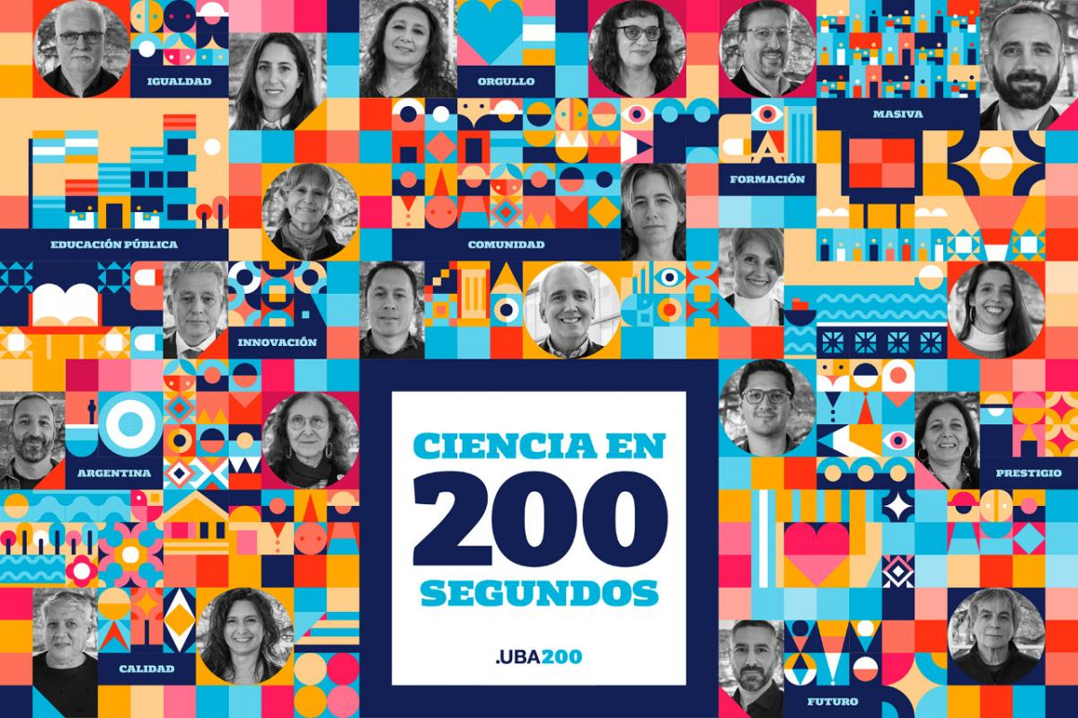 Digital State    Science in 200 Seconds: The New Format of Scientific Publishing at UBA