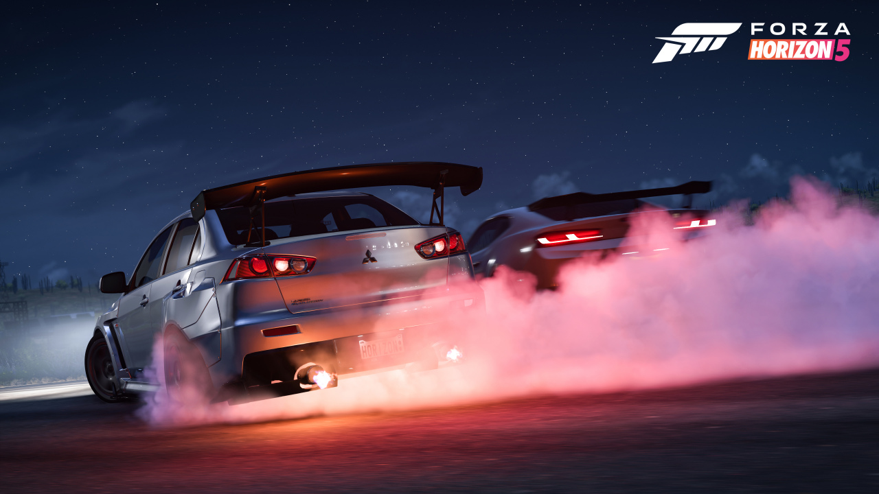 Forza Horizon 5 will be available for beginners because they want to attract more fans