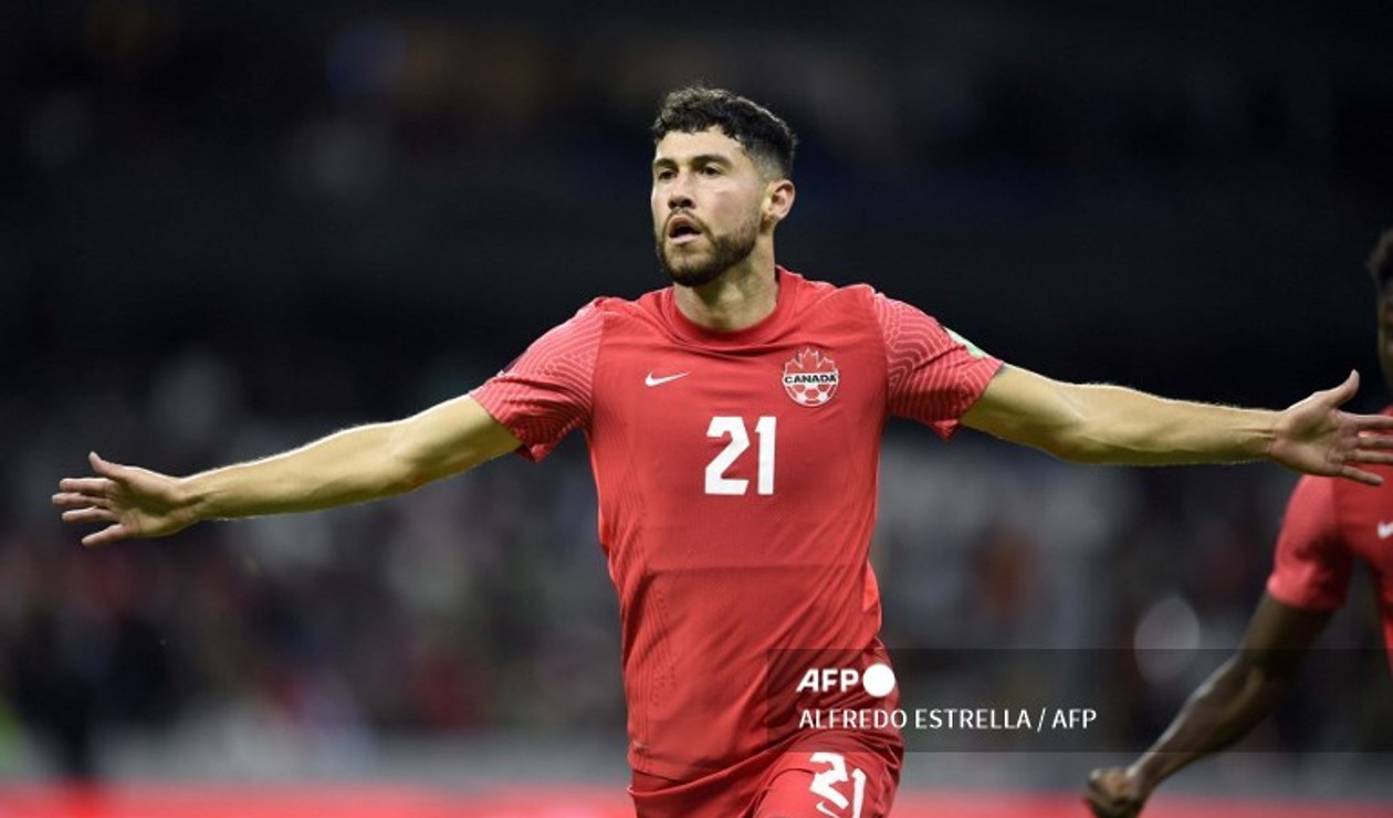 Jonathan Osorio: A Colombian who excelled in the Canadian national team