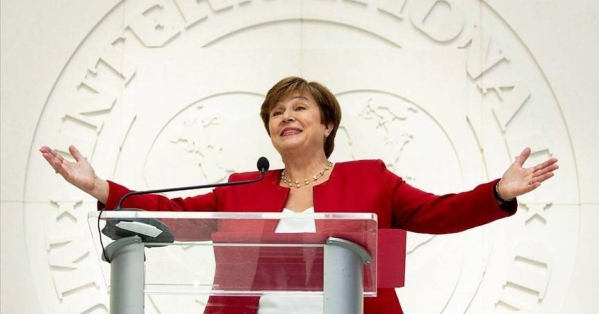 Kristalina Georgieva continues leadership of the IMF: What does the statement say that confirms its continuity