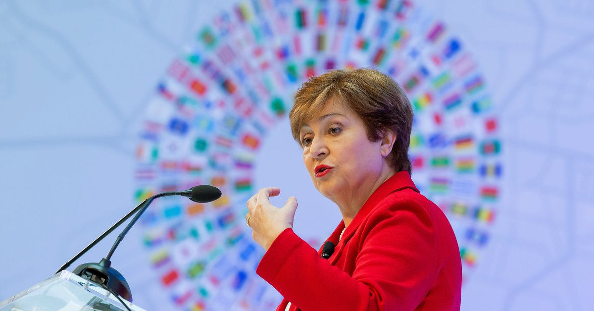 Kristalina Georgieva on a tightrope: The IMF board will meet again this Sunday to assess the situation of its questioned director