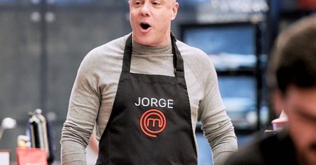 MasterChef Celebrity: Jorge Rausch's relationship with his first wife