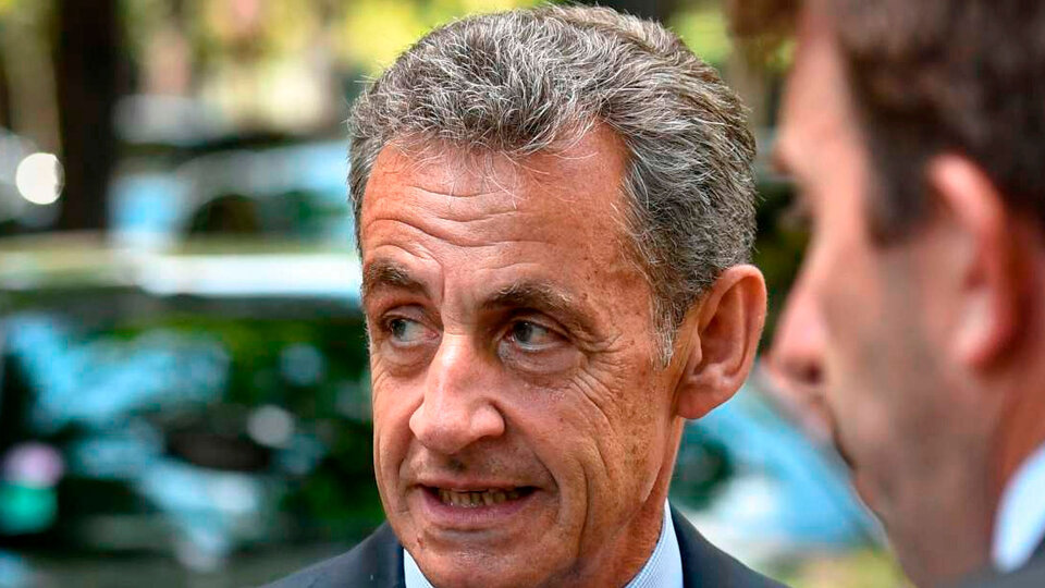 Nicolas Sarkozy sentenced to one year in prison for financing an illegal election campaign    You can serve your sentence at home